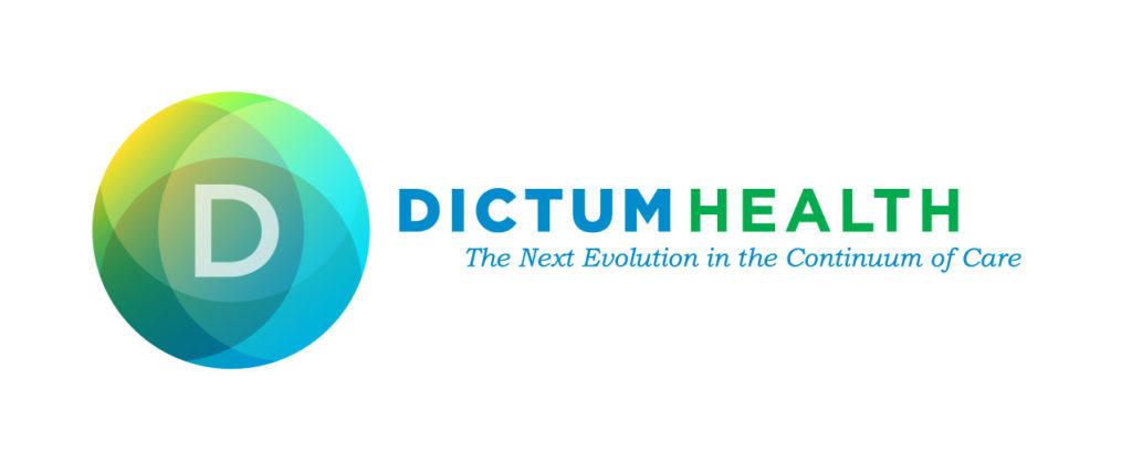 Dictum Health Logo - The Next Evolution in Continuum Care