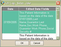Eprosystem - Patient Information Tracking